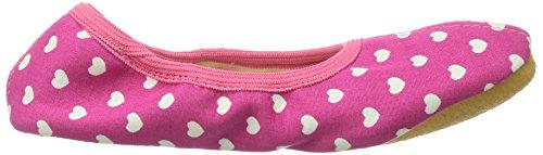 Beck Herz - Zapatillas de gimnasia Niñas Pink 6
