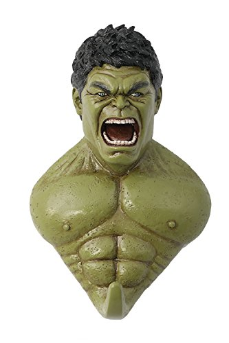 Hulk Wall Hook Adhesive Heavy Duty Decorative Accessories for (Home Made Hulk Costumes)