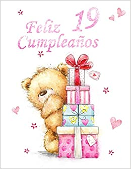 Amazon.com: Feliz Cumpleaños 19: Mejor Que una Tarjeta de ...
