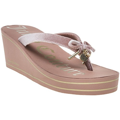 Juicy Couture Naima Womens Sandals Pink