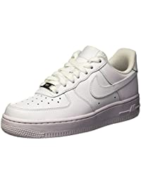 Womens WMNS Air Force 1 07 XX, White/White-White