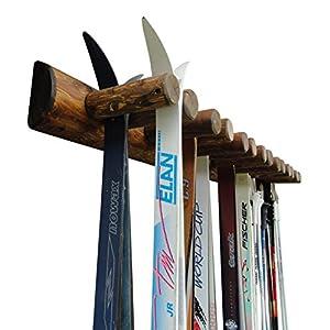 14 Place Wall Ski Rack