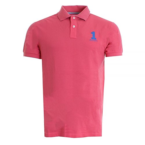 hackett-london-new-classic-mens-polo-shirt-ss17-xxl-coral