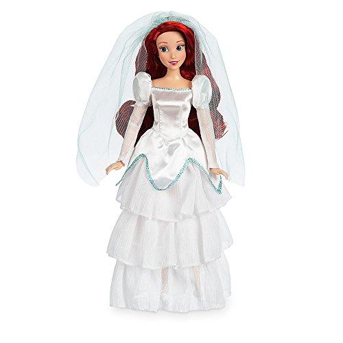 Disney Ariel Wedding Classic Doll - 11 1/2 Inch