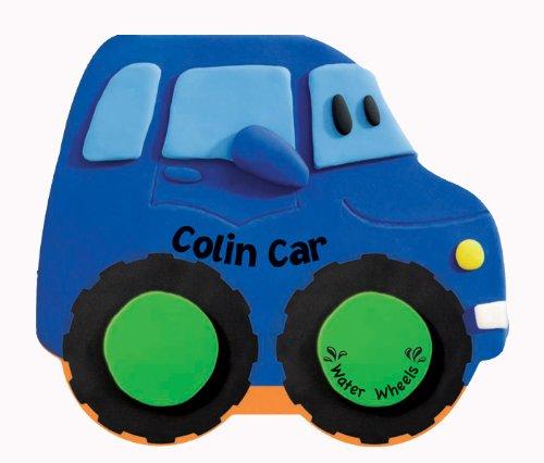 Colin Car: Bath Books That Float (Water Wheels)
