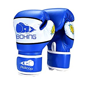 Well-Being-Matters 41Yg4-i4vML._SS300_ Adicop Kids Boxing Gloves for 4-12 Years Old Youth Boys Girls Boxing Training Gloves Sparring Boxing Gloves for Punching…