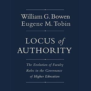 Locus of Authority Audiobook