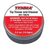 Tip Tinner/Cleaner - 0.5Oz. Can With Headphones