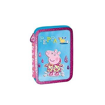 SELECCION DRIM Peppa Pig Estuche: Amazon.es: Juguetes y juegos