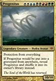Magic: the Gathering - Progenitus - Conflux Review and Comparison