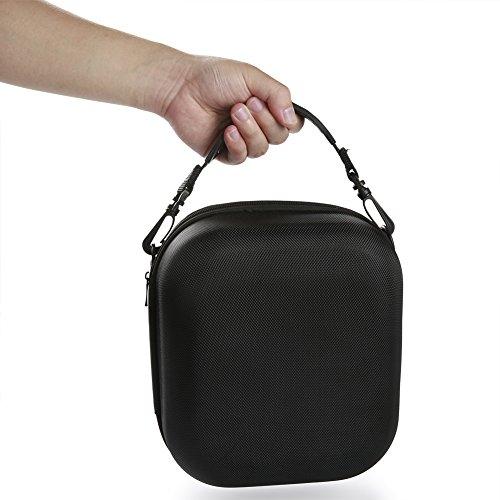 iFlight FPV Transmitter Bag Carry Case Portable Handbag Hard Case for Flysky i6S FrSky X9D Standard Size Transmitter Remote ()