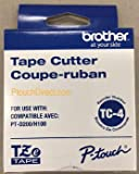 Brother Mobile TC4 Brother Mobile, Cutter Blade for 12Mm Tze Tape Labeling Systems, Compatible with Pt-E100 and Pt-E110