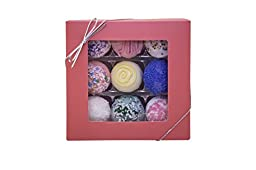 Fizz & Bubble Bath Truffle, 9 Piece