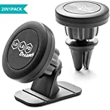 LOLAFO Dreams Magnetic Car Mount Holder for Cell Phone 2-in-1 Universal Phone Holder Air Vent Dashboard Mount Phones Mounts for iPhone X/8/7/7P/6S/6P/5S Samsung Galaxy S5/S6/S7/S4694