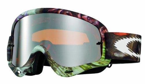 Oakley O MX Goggles (Black, One Size)