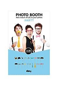 Man doiy–Kit de accesorios para fotos