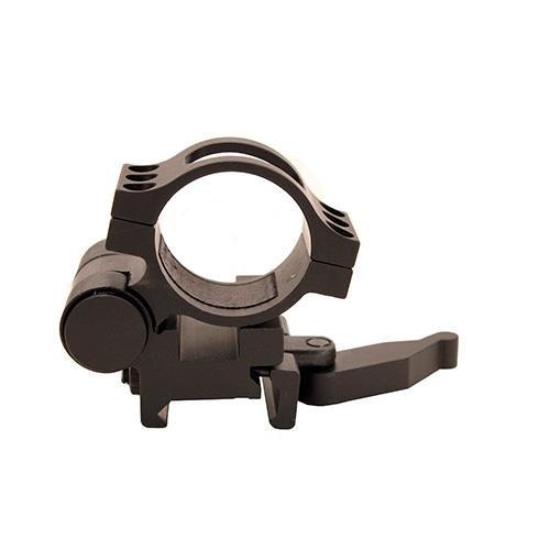 NcSTAR Flip to Side Magnifier 30mm Quick Release Mount, Black