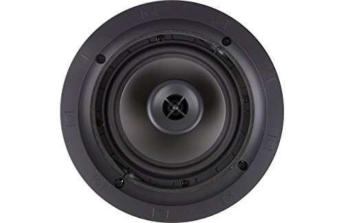 Klipsch CDT-2650-C II In-Ceiling Speaker - White (Each) by Klipsch