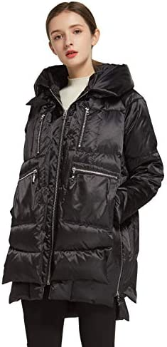 Save up to 30% on Orolay Women's Thickened Down Jacket