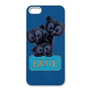 Brave Design Pesonalized Creative Phone Case For Iphone 5S