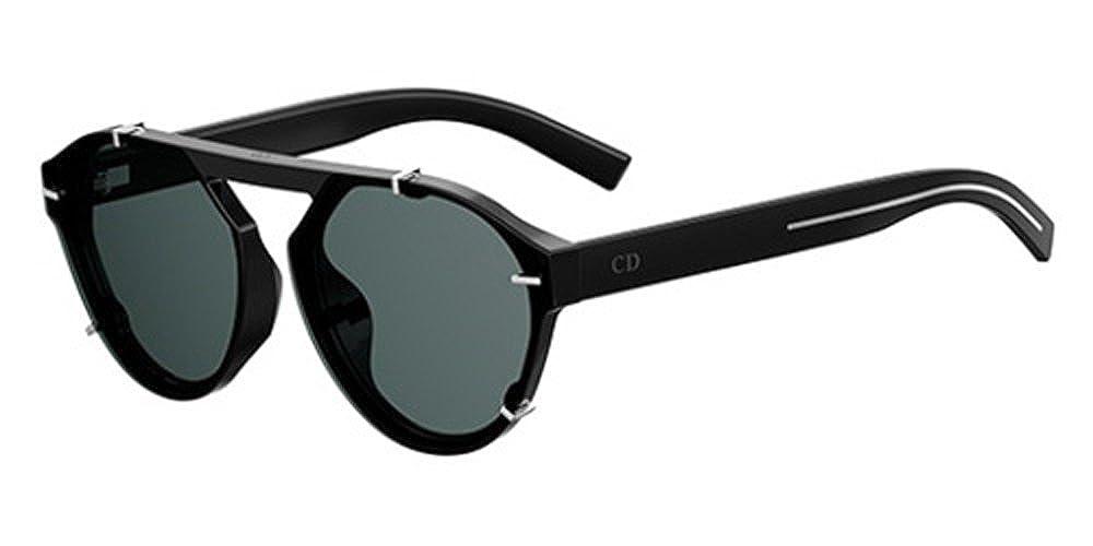 b789877d80 Dior BLACK TIE 254FS BLACK GREY men Sunglasses  Amazon.co.uk  Clothing