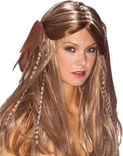 Rubie's Pirate Wench Wig Blonde
