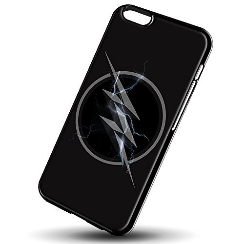 Amazon Com The Flash Zoom Logo For Iphone 6 6s Black Case