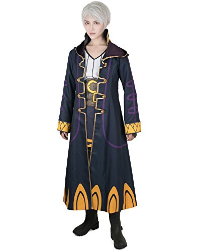 Miccostumes Men's Robin Cosplay Costume Halloween (M)]()