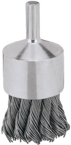 B00004YMDG DEWALT Wire Brush, Knotted, 1-Inch (DW4902) 41YgAAmoQEL