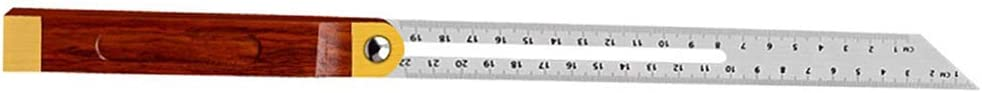 11-inch 27cm Sliding T Bevel Activity Angle Ruler Protractor