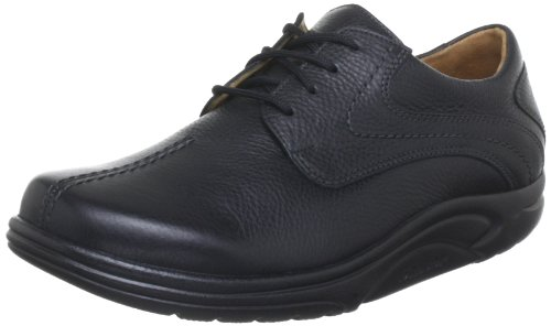 0100 Mens 4 Black 01000 Ganter 251610 Derby Black Opdgxqwv