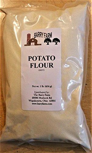 - Potato Flour, 1 lb.