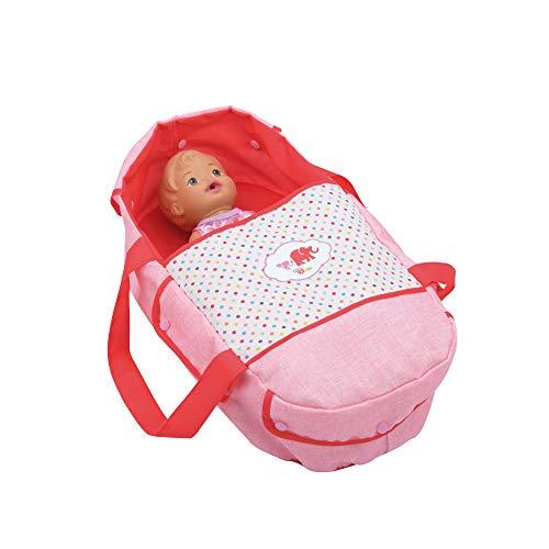 Little Mommy Hauck Doll Pram 17 Piece Play Set (D96589)