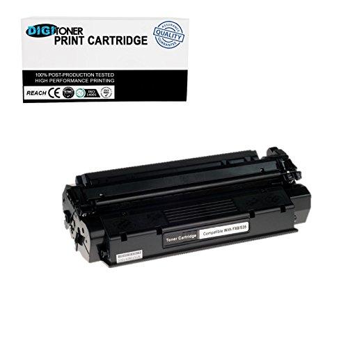 Imageclass D320 D340 Pc (DigiToner 1PK Replacement S35 FX8 Black Cartridge For Canon Faxphone L170, L400, ImageCLASS D300, D320, D340, PC D320, D340, Fax L360, L380, L390, L400)