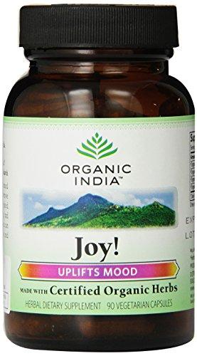 Organic India Joy 90 V Caps product image