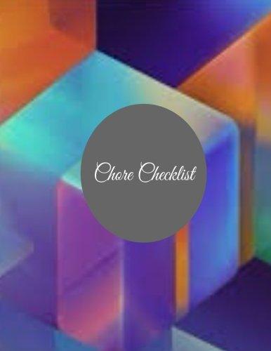 Chore Checklist: Chore Log ebook