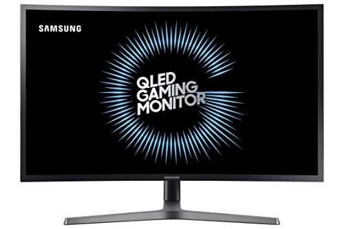 Samsung C27HG70 27-Inch HDR QLED Curved Gaming Monitor (144Hz / 1ms)