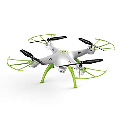 X5HW Drone with Camera HD WiFi FPV SDrones Drone Quadrocopter RC Helicopter Quadcopter RC Dron Toy (X5SW Upgrade),White