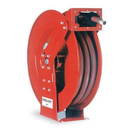 Hose Reel, 3/4 In., 50 ft. L, 250 psi, 150F by Reelcraft