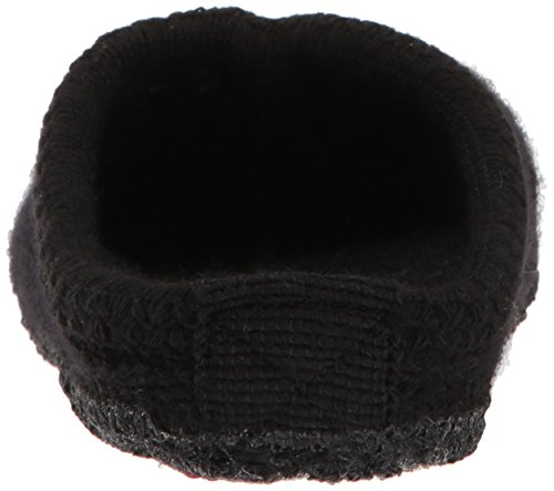 Women's Slipper Women's AS Slipper Black Black Haflinger Haflinger Slipper Haflinger AS Women's Black AS wnAxHqvYB