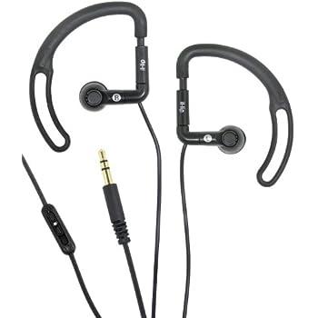 ihip ip-sep68-bk sport earphones (black)