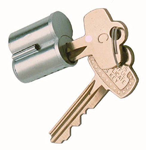 (Best/Falcon Style IC Core Lock A Cylinder Pinned, SFIC Core, with Control Key)