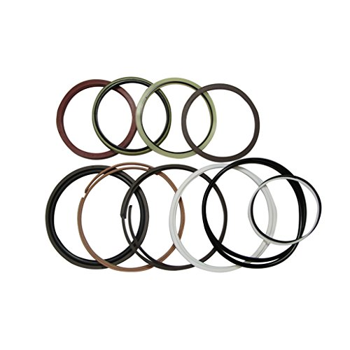 4216264 ARM CYLINDER SEAL KIT APPLICABLE TO EXCAVATOR EX150, AFTERMARKET REPLACEMENT (Ptfe Backup Rings)