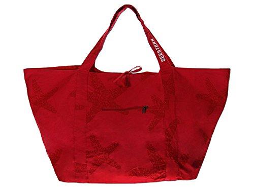 Seestern Sportswear HT1600_FBA, Sac pour femme à porter à l'épaule Rouge