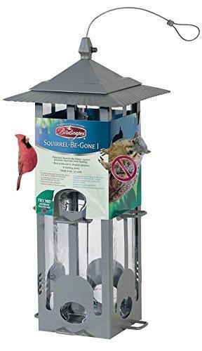 Perky-Pet Squirrel-Be-Gone Wild Bird Feeder - 350
