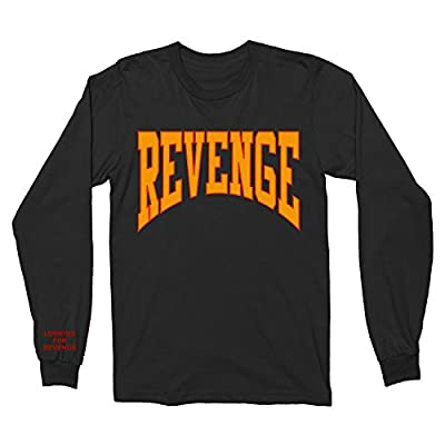 Max Apparel Drake Summer Sixteen Tour Revenge Shirt Long Sleeve