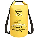 Forbidden Road 5L 10L 15L Waterproof Dry Bag (8 Colors) Dry Sack Roll