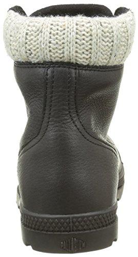 Palladium Pampa Knit Lp F - Zapatillas Mujer Noir (315 Black)