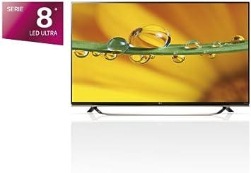 LG 49UF8517 - Tv Led 49 49Uf8517 Uhd 4K, 3D, Wi-Fi Y Smart Tv: Amazon.es: Electrónica