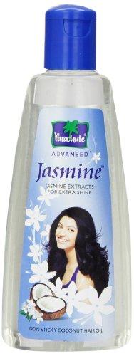 Parachute Jasmine Perfumed Non-sticky Coconut Hair Oil, 200 ml, 6.7-Fluid Ounce